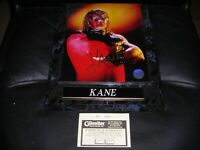 KANE BIG RED MACHINE WWE Signed Autograph IN PERSON COA WWF 8x10 Photo WRESTLING