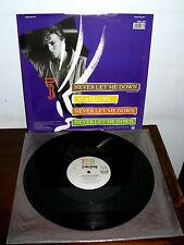 "RARE DAVID BOWIE  LP 12"" EXTENDED DANCE REMIX NEVER LET ME DOWN  MADE U.K.  1987"