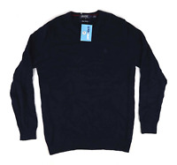 Debenhams Blue Cotton Mens Jumper Size S
