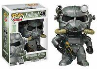 Funko Pop Games: Fallout - Brotherhood of Steel (Original Box) Vinyl Figure