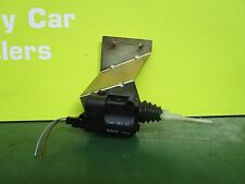 SAAB 9-3 (02-15) FUEL FLAP ACTUATOR CENTRAL LOCKING MOTOR 12837 101