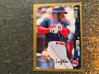 Kenny Lofton Indians 1996 UD Collectors Choice GOLD SIGNATURE PARALLEL #127