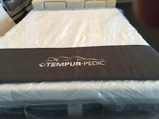 FULL SIZE  Tempur-pedic  Adjustable Bed w/ NEW Cool Gel Lux Memory Foam Mattress