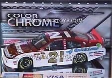 LOW 2012 Trevor Bayne #21 Chrome Motorcraft Platinum Nascar Lionel Diecast 1:24