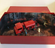 TRUX CHEVROLET BLITZ BUSH FIRE FIGHTING TANKER 1/50 SCALE