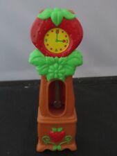 Vintage Strawberry Shortcake Berry Happy Home BHH Doll house clock