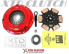 XTD® STAGE 4 RACING CLUTCH KIT FITS FOR 89-98 240SX KA24E KA24DE (1700 Series)