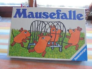 Mausefalle von Ravensburger  - ab 5 Jahre - für sein Alter gut erhalten