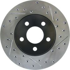 StopTech Sport Disc Brake Rotor Front Left for 95-99 Dodge Neon / Plymouth Neon