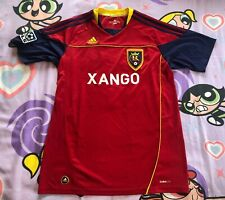Robbie Findley Real Salt Lake City MLS Soccer Jersey Football Youth XL (15-16)