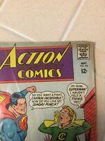Action Comics #354 (Sep 1967, DC) FAIR