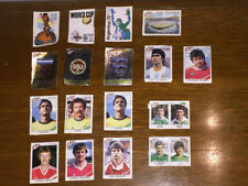 Panini 1986 Season Football Sports Stickers, Sets & Albums