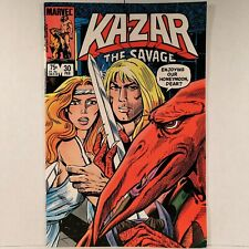 Ka-Zar the Savage - Vol. 1, No. 30 - Marvel Comics - February 1984 - Buy It Now!
