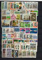 140 Timbres Italie 1974/75/76