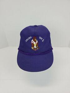 Vintage Sonoma County Crushers Minor League Baseball Hat CRUSH 'EM!! Youth Size