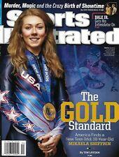Sports Illustrated Magazine Mikaela Shiffrin Dale Earnhardt Jr. Magic Johnson