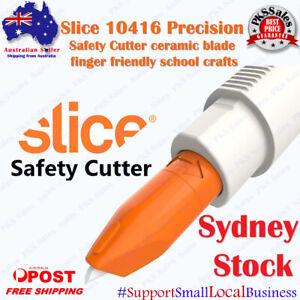 Slice 10416 Precision Safety Cutter ceramic blade finger friendly school crafts
