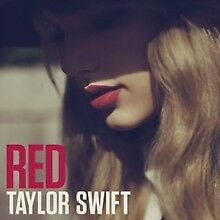 TAYLOR SWIFT - Red  (Audio CD) - NEW & SEALED