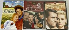 To Catch a Thief, Oklahoma! And The Best Years of Our Lives - 3 Movies New
