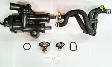 07-17 OEM THERMOSTAT HOUSING WITH GASKET T-STATS & HOSES PATRIOT COMPASS CALIBER