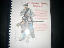 Civil War History of the 5th Alabama Infantry Regiment