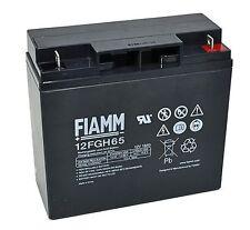 Fiamm 12FGH65 Batteria AGM 12V 18Ah  elevata corrente Booster UPS Accenditore
