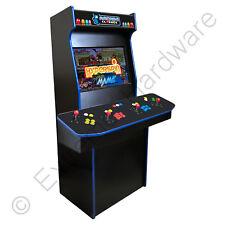 "BitCade Cerberus 4 Player 27"" Upright Arcade Machine Cabinet 2TB HyperSpin PC"