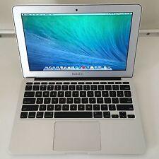 "Apple MacBook Air 11"" Laptop 1.6GHz i5 2GB RAM 64GB SSD MC968LL/A B-Grade"