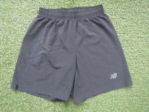 New Balance 7 inch Shift Running Shorts - Black - Size Small Mens - New MS53053