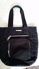 MARC JACOBS black canvas bag