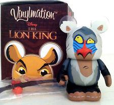 """DISNEY VINYLMATION 3"""" THE LION KING SERIES RAFIKI MONKEY COLLECTIBLE TOY FIGURE"""