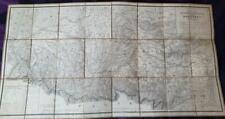 Carte minéralogique des Pyrénées dressée a l'échelle de 1/420 000 Louis Galabert