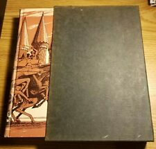 Ben Hur by Lew Wallace (Heritage Press) 1960 Hardcover in Slipcase (Used) Redman