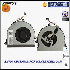 VENTILADOR NUEVO / FAN HP PAVILION 15-BW SERIES    813946-001  FAN17