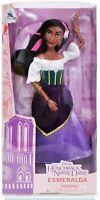 Disney El Jorobado De Notre-Dame Esmeralda 30cm Clásico Muñeca Figura de Acción