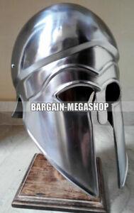 Greek New Corinthian Spartan Armor Costume Armour Sca Athenian Ancient Helmet