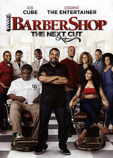 Barbershop: The Next Cut (DVD) DVD, Nicki Manaj, JB Smoove, Jazmine Lewis, Antho