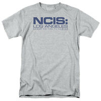 NCIS: Los Angeles TV Show LOGO Licensed Adult T-Shirt All Sizes