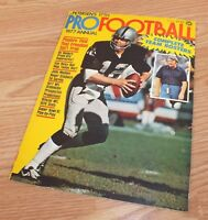Genuine Vintage Petersen's 17th Pro Football 1977 Annual Magazine Only **READ**
