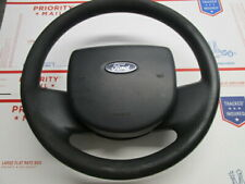 05-11 Ford Crown Victoria Steering Wheel With Driver Airbag Black OEM # 5
