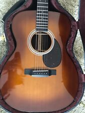Martin OM-21 Ambertone with upgraded case and pickup