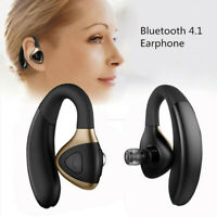 Bluetooth 4.1 Wireless Over The Ear Headset Sport Stereo Headphone For iPhone MI
