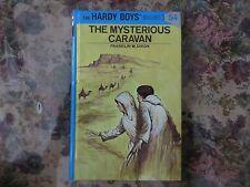 Hardy Boys The Mysterious Caravan 54 Franklin W Dixon Flashlight cover good