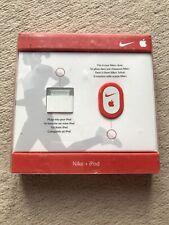 Nike + iPod Sport Kit - Sensor + iPod Dongle Attachment NEW Free UK P+P