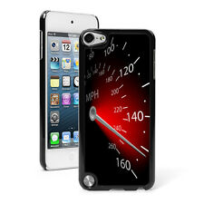 For Apple iPod Touch 4th 5th 6th  Hard Case Cover 1201 Car Speedometer Racing