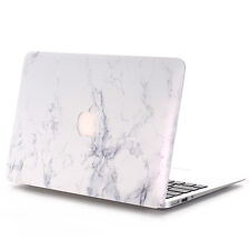 """Bling Diamante Silky Leather Marble Matte Case for MacBook Air 11"""" Pro 13""""/13.3"""""""