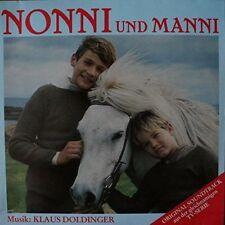 Klaus Doldinger Nonni und Manni (soundtrack, 1988) [LP]