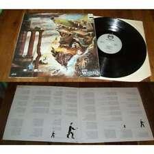 JEAN MOIZIARD - Chanson LP French Folk Jam Label 82'