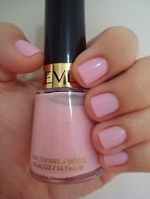 REVLON NAIL ENAMEL / POLISH LIMITED EDITION - NEW  - PINK CHIFFON #911 B2G15%OFF