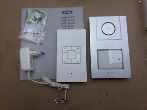 Türsprechanlage Komplett-Set m-e modern-electronics Vistus AD 4010,  V13160